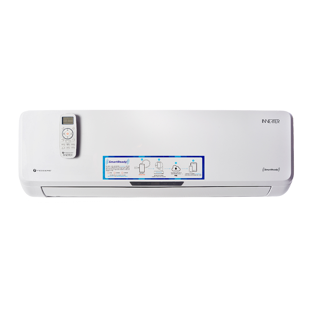 Aire Split Inverter Frio - Calor 4741f / 5500w Fedders F55TF Star Blanco