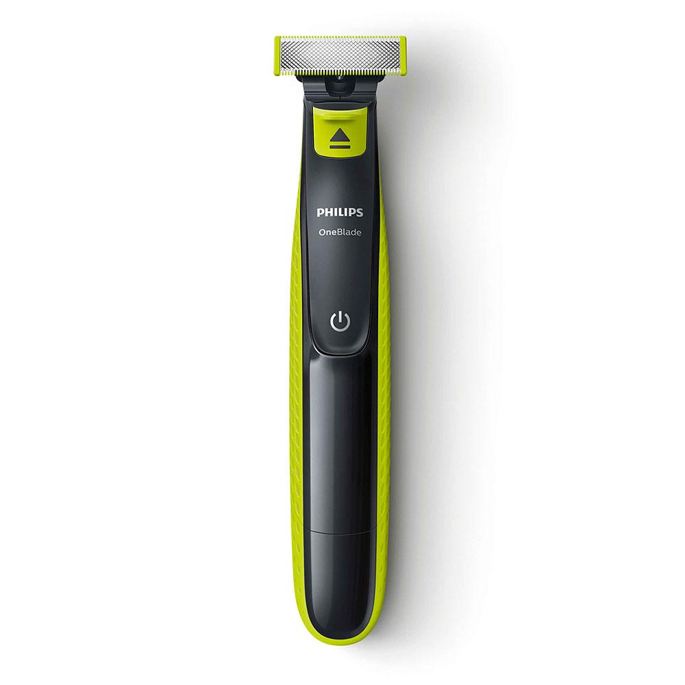 Afeitadora Philips QP2521 10 Oneblade Gris con Verde - Ribeiro.com.ar 40c681b002fd
