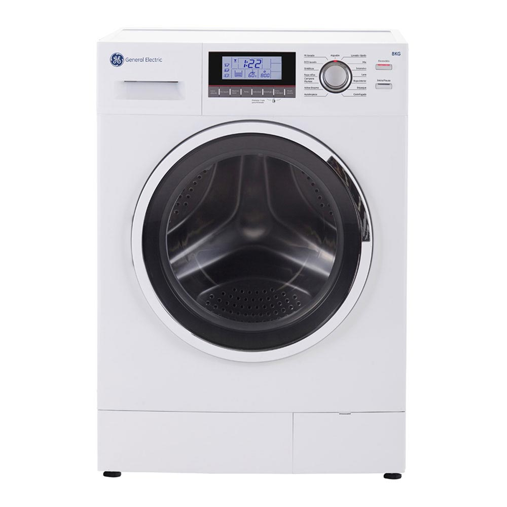 LAVARROPAS GE APPLIANCES LVGE18E12B BLANCO