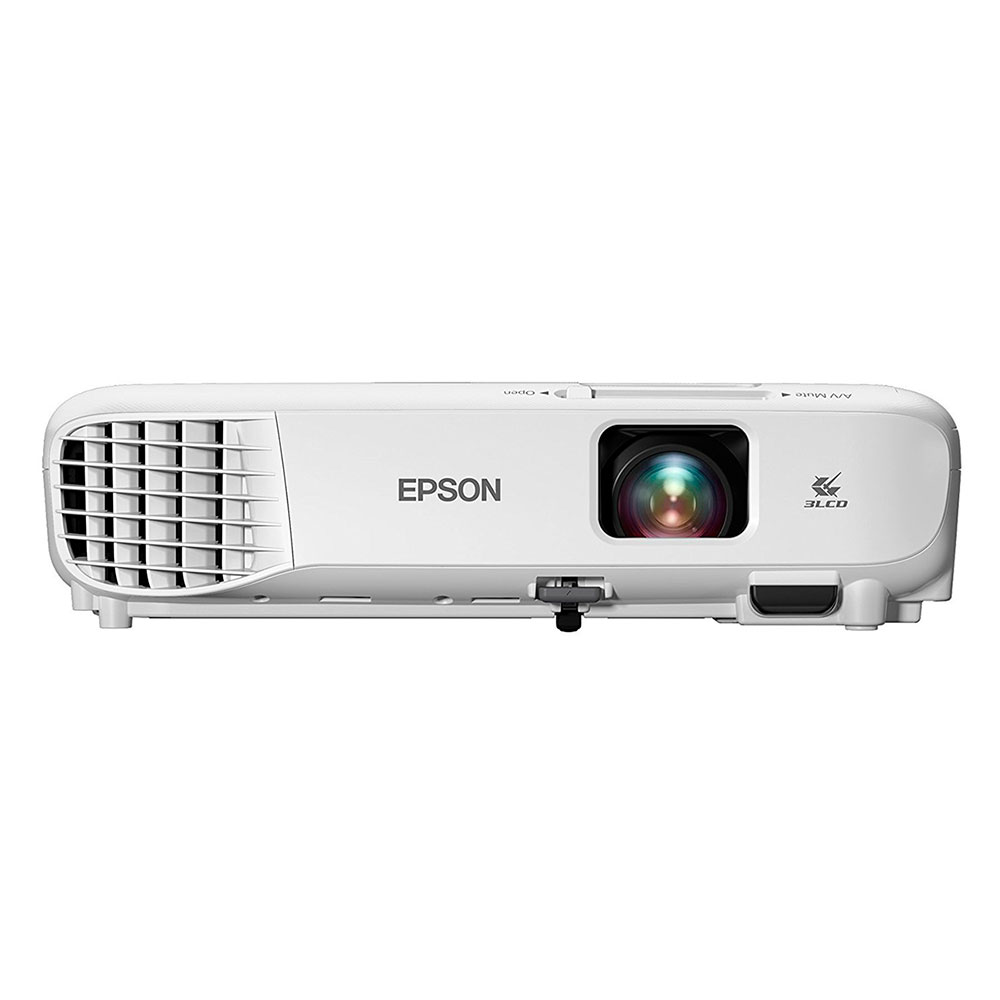 Proyector Epson Home Cinema760hd Blanco