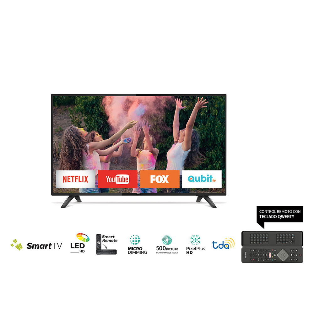 "TV LED SMART HD 32"" PHILIPS 32PHG5813/77"
