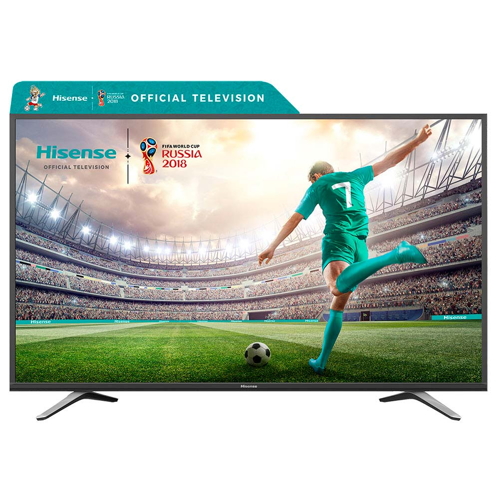 "SMART TV LED 49"" FHD HISENSE HLE4917RTF"