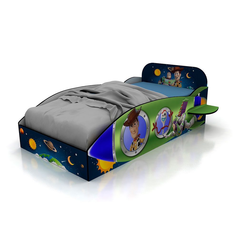 CAMA DE 1 PLAZA DISNEY 804/10 TOY STORY
