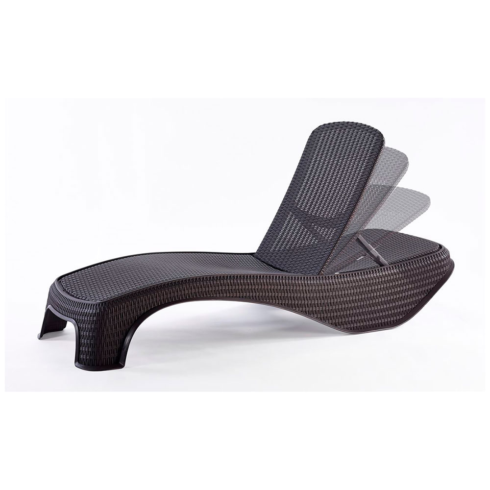 Reposera Keter Atlantic Sun Lounger
