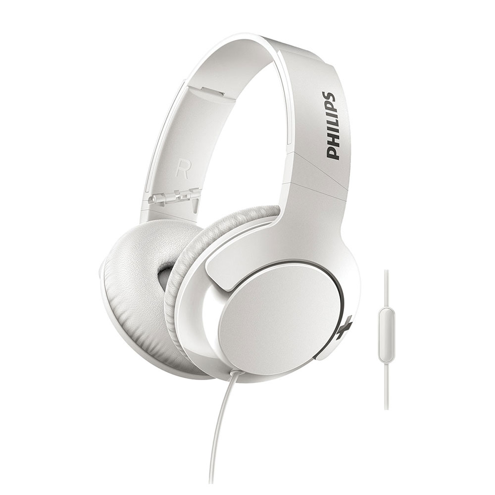 Auriculares Philips Over Ear SHL3175WT/00