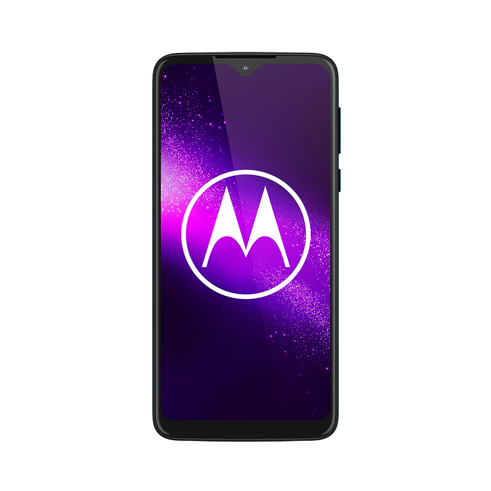 Celular libre Motorola One Macro XT2016-2 Space Blue 64 Gb