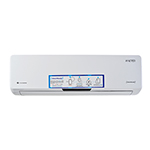 Aire Split Inverter Frio - Calor 3017f / 3500w Fedders F35tf Star Blanco