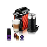 CAFETERA NESPRESSO Pixie Electric Red