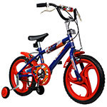 BICICLETA RODADO 16 UNIBIKE HOT WHEELS
