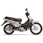 MOTOCICLETA MOTOMEL BASE 110CC GRIS