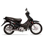 MOTOCICLETA MOTOMEL BASE 110CC NEGRA