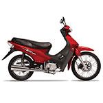 MOTOCICLETA MOTOMEL BLITZ FULL 110C ROJA