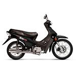 MOTOCICLETA MOTOMEL BLITZ FULL 110C NEGRA