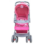 COCHECITO DE PASEO TRAVEL SYSTEM DISNEY BE-719 PRINCESAS