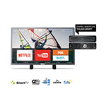 "SMART TV LED 32"" HD PHILIPS 32PHG5301/77 NETFLIX"