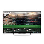 "SMART TV 50"" SONY LED 3D FULL HD KDL50W805"