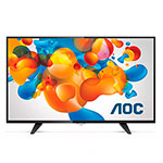 "SMART TV LED 43"" FHD AOC LE43S5970/28"