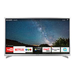 "SMART TV LED 43"" FHD SHARP SH4316MFIX"