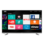 "SMART TV LED 43"" FHD JVC LT43DA770"