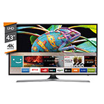 "SMART TV LED 43"" 4K UHD SAMSUNG UN43MU6100G"