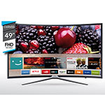 "SMART TV LED 49"" FHD SAMSUNG UN49K6500"