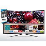 "SMART TV CURVO LED 55"" FHD SAMSUNG UN55K6500"