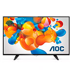 "SMART TV LED 49"" FHD AOC LE49S5970/28"