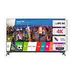 "SMART TV LED 49"" 4K UHD LG 49UJ6560"