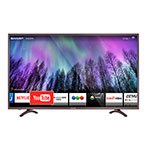 "Smart Tv Led 55"" 4k Uhd Sharp SH5520KUHD"