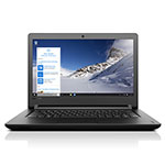 NOTEBOOK LENOVO 110-14IBR NEGRO