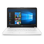 NOTEBOOK HP 14-BS007LA BLANCO