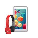 TABLET TG701H + AURICULAR BLUETOOTH ROJO