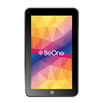 TABLET BE ONE B76 BETA CASE NEGRO CON FUNDA NEGRA
