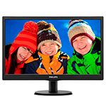 MONITOR PHILIPS 193V5LSB2 NEGRO