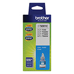 BOTELLA DE TINTA BROTHER BT5001C CIAN