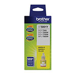 BOTELLA DE TINTA BROTHER BT5001Y AMARILLO