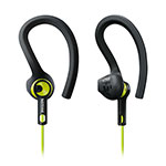 AURICULARES PHILIPS SHQ1400CL/00 NEGRO CON VERDE