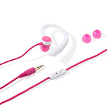 AURICULARES ONE FOR ALL SV 5222 ROSA CON BLANCO