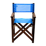 SILLON PLEGABLE DE DIRECTOR MAKENNA 10032 AZUL