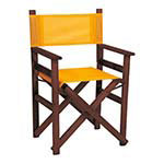 SILLON PLEGABLE DE DIRECTOR MAKENNA 10032 AMARILLO