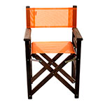 SILLON PLEGABLE DE DIRECTOR MAKENNA 10032 NARANJA