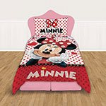 QUILT 1 1/2 PLAZAS PIÑATA MINNIE DOT