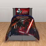 QUILT 1 1/2 PLAZAS PIÑATA STAR WARS