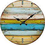 RELOJ DE PARED SIN VIDRIO BEACH