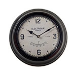 RELOJ DE PARED BLACK