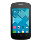 CELULAR LIBRE ALCATEL POP C1 NEGRO