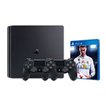 CONSOLA SONY PLAYSTATION 4 PS4 SLIM 1TB + FIFA 18