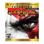 JUEGOS - SONY - GOD OF WAR III
