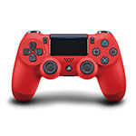 JOYSTICK PLAYSTATION DUALSHOCK 4 ROJO