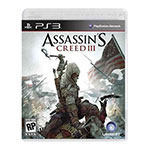 PS3 - UBISOF - ASSASSINS CREED 3